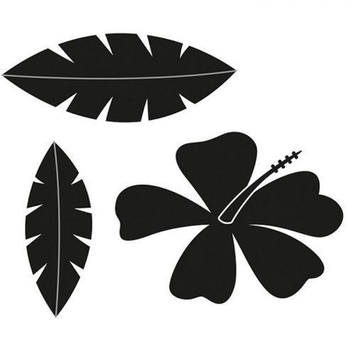 Thinlits cutting dies - No stress leaves