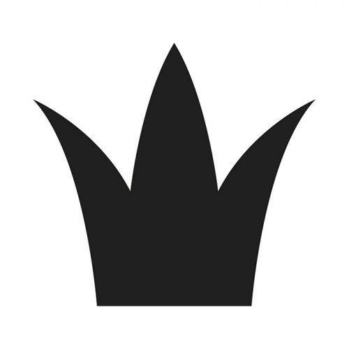 Thinlits cutting dies 6.3 x 6.8 cm - Crown