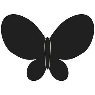 Matrice de découpe papillon 5,5 x 7,6 cm
