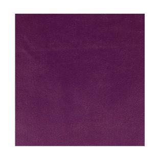 Leatherette sheet 350 g/ m² - 30 x 30 cm - Purple