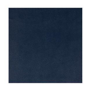 Feuille simili cuir 350 g/ m² - 30 x 30 cm - Bleu Japon