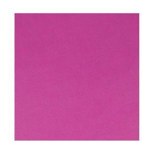 Hoja de piel sintética 350 g / m² - 30 x 30 cm - Color de malva