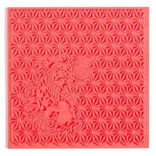 Tapis de texture pour FIMO - Japon