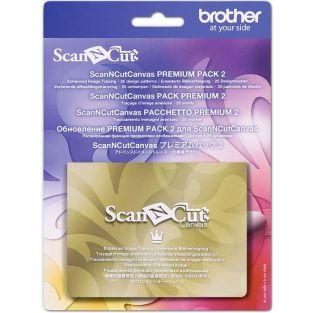 Canvas para ScanNCut - Paquete Premium 2