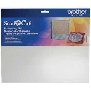 Tapis support d'embossage ScanNCut 30,5 x 24 cm