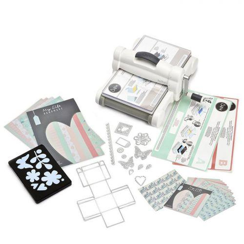 Sizzix Big Shot Plus A4 Cutting Machine