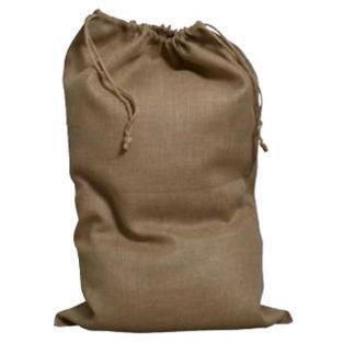 Bolsa de arpillera natural 50 x 80 cm