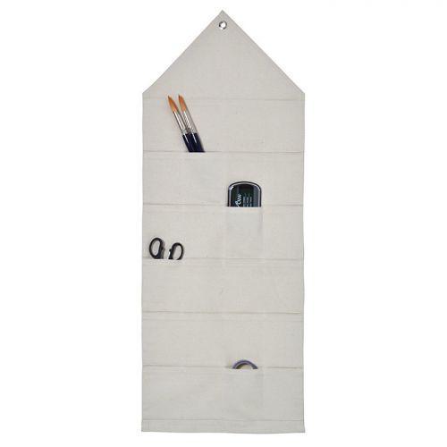 Fabric wall organizer - 24 pockets