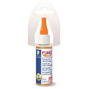 FIMO gel liquido 50 ml dorado
