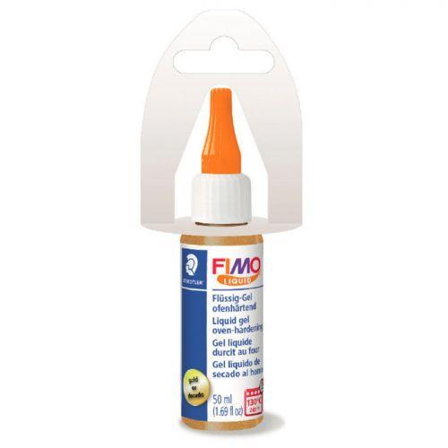 FIMO liquid gel 50 ml - golden