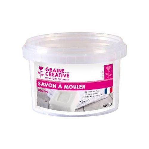 Bloque de jabón para moldear 500 g - opaco