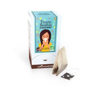 Benifuki tea - 18 bags - Respiration & Immunity