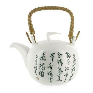Jiangxi earthenware teapot - 1 liter