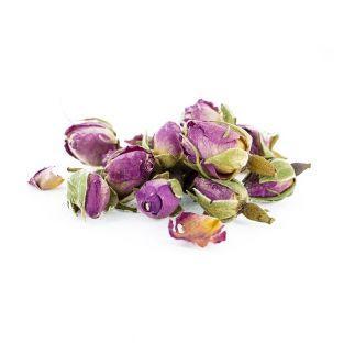 Flores comestibles orgánicas - Botones de rosa 30 g
