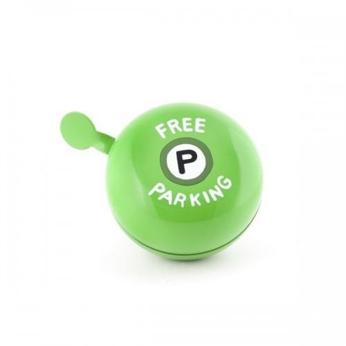 Sonnette vélo - Free parking