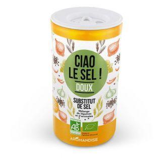 Substitut de sel  Ciao le sel 70 g - Doux