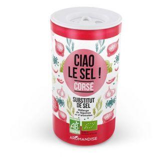 Substitut de sel  Ciao le sel 70 g - Corsé
