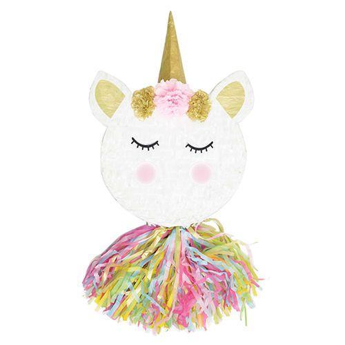 Piñata tête de Licorne