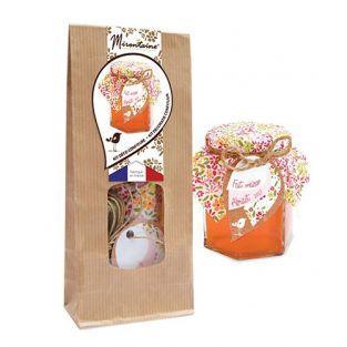 Decoration kit for jam pots