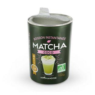Boisson instantanée - Matcha coco - 150 g