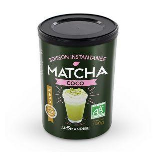 Bebida instantánea - Té Matcha con coco - 150 g