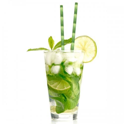 36 Pailles - Bambou vert