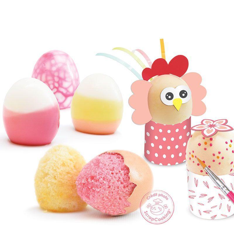 Kit Easter Egg Decoration