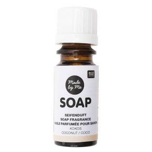 Scented oil for soap 10 ml - Coconut