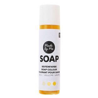 Tintura per sapone 10 ml - giallo