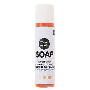 Colorant pour savon orange abricot -...
