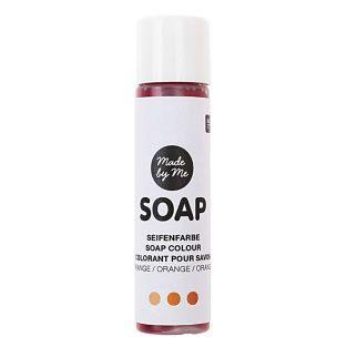 Tintura per sapone 10 ml - arancia