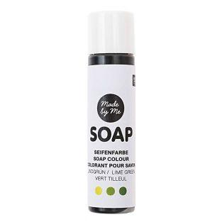 Lime green soap dye - 10 ml