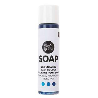 Royal blue soap dye - 10 ml