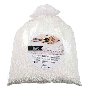 Polystyrene padding beads - 10 liters