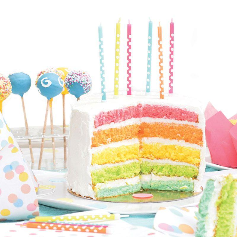 Rainbow Cake Kit + stainless extensible Circle