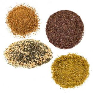 4 salt substitutes - Sweet, Spiced,...