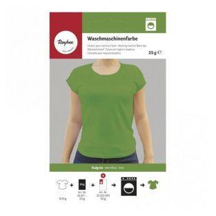 Colorante para máquina lavadora - Verde
