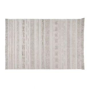 Tapis coton air naturel - 170 x 240