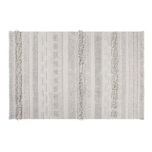Tapis coton air naturel -...