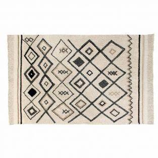 Tapis coton Ber Ethnic - beige -140 x...