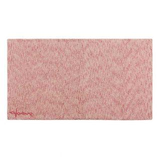 Cotton carpet Fusion pattern - pink -...