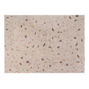 Tapis coton Terra moonstone - 140 x 200