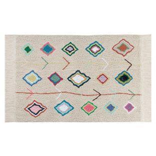 Alfombra de algodón Kaarol - 140 x 200
