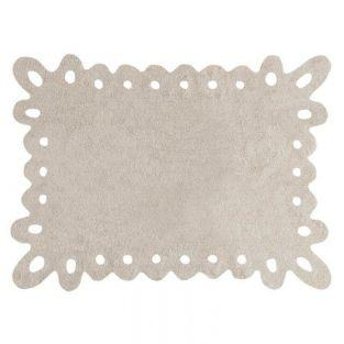 Cotton carpet Original - beige - 120...