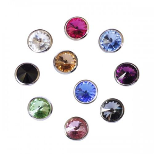 Removable crystal stone for Ring - L