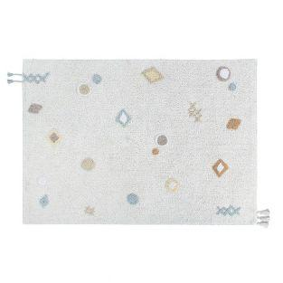 Alfombra de algodón Kim - 140 x 200 cm