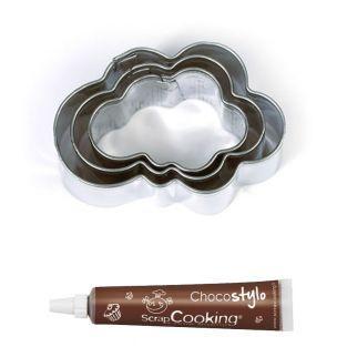 Stylo chocolat + 3 mini...