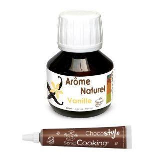 Arôme alimentaire naturel Vanille +...