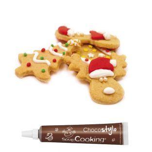 Préparation pour biscuits de Noël +...