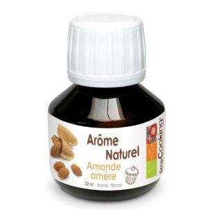 Natural bitter almond flavor - 50 ml